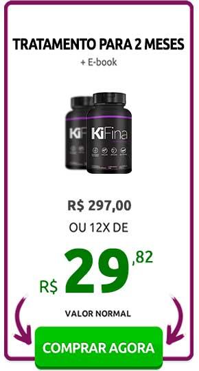 Kifina Preço 2 Potes