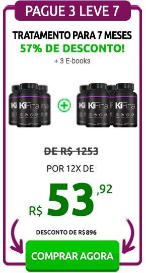 Kifina Preço 7 Potes